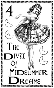 #4 Diva of Midsummer Dreams Card