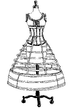 Large Dressform